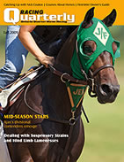 Racing Quarterly cover image