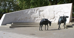Thumbnail for Animals in War Memorial London