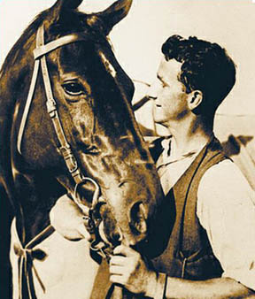 Thumbnail for Phar Lap and Tommy Woodcock