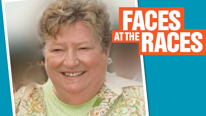 Thumbnail for Faces At The Races: Joan Petrowski