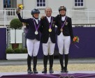 Individual Eventing champions