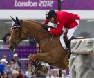 Eric Lamaze and Derly Chin de Muze