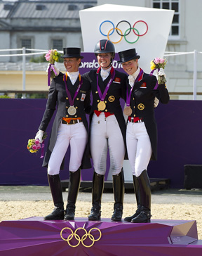 Thumbnail for Olympic Dressage: Individual Freestyle Final