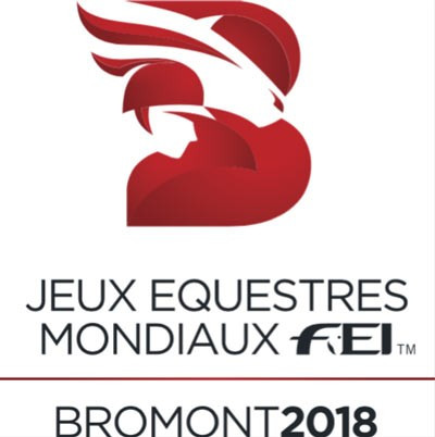 Bromont equestrian games logo