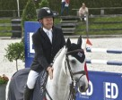 Eric Lamaze and Cristalina by GCT