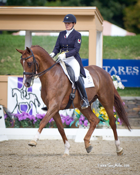 Thumbnail for Canadians at NEDA Fall Festival of Dressage