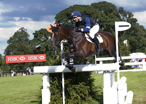 Jock Paget (NZL) and Clifton Promise