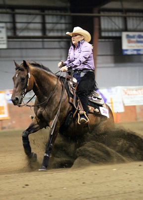 Thumbnail for Canada's Lisa Coulter Breaks Ground as Reining Rider and Coach