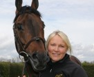 Finnish show jumper Nina Fagerström is moving to Canada