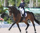 Belinda Trussell and Anton won the FEI Grand Prix Special at Adequan® Global Dressage Festival. Photo by SusanJStickle.com