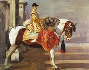 Thumbnail for Paddy II painting