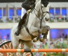 was Steve Guerdat and Nasa won the big tour CSI5* 1.50m worth 91,000 euros. Photo by Susan Stafford-Pooley