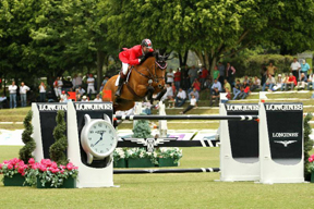 Ian Millar and Star Power at CSIO4* Coapexpan. Photo by Anwar Esquivel