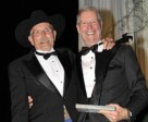 George Tidball and Ian Millar at the 2009 Jump Canada Hall of Fame Gala. Photo by Michelle C. Dunn