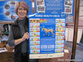Thumbnail for New Horse Health Check Barn Posters Available