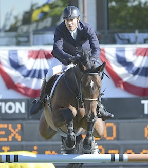 Thumbnail for Jaime Azcarraga and Anton Win $400,000 RBC Grand Prix at Spruce Meadows