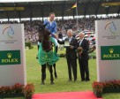 Christian Ahlmann and Codex One claimed the Rolex Grand Prix at CHIO Aachen.