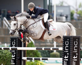 Thumbnail for Canadian Jumpers Finish Strong in NAJYRC Final