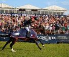Rolf-Goran Bengtsson and Casall ASK won the Longines Global Champions Tour of Chantilly Grand Prix.
