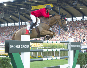 Thumbnail for Canadian Show Jumping Team Places Fourth at CHIO Aachen