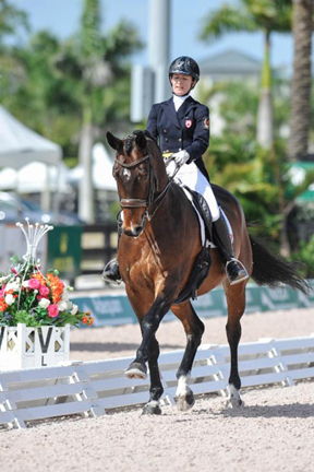 Thumbnail for Belinda Trussell Chosen as CET Flag Bearer for WEG Opening Ceremonies