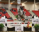 Jill Henselwood won the SynOil Energy Services CSI** Cup at the Royal West.