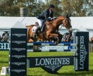 Thomas Carlile (FRA) and Sirocco du Gers took the individual honours at the final leg of the FEI Nations Cup™ Eventing at CCIO3* Boekelo (NED). New Zealand took the team honours whereas the German team was the overall series winner. Photo by eventingphoto.com/FEI