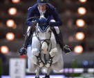 Reigning champion, Germany's Daniel Deusser, will be in action at the opening leg of the Longines FEI World Cup™ Jumping 2014/2015 Western European League series at Oslo in Norway next Sunday. Photo by FEI/Arnd Bronkhorst