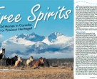 "Liz Brown has won an OEF Media Award for her article ""Free Spirits,"" which appeared in the March/April 2014 issue of Horse-Canada magazine."