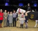 Haley Stradling of Aldergrove, B.C., won the Jump Canada Medal Final on November 11, 2014 during the Royal Agricultural Winter Fair in Toronto, ON. Photo by Cealy Tetley