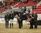British Columbia's Haley Stradling won the Running Fox CET National Medal Finals at the Royal West Tournament. Photo by Anna Skripets Photography