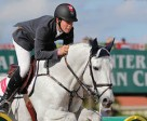 Ben Asselin and Doremi placed fifth in the $6,000 1.40m speed competition during week two of the Winter Equestrian Festival.