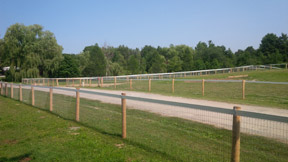 Thumbnail for flex-combination-fence-installation-system-fencing-4