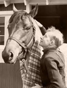 Red Pollard and Seabiscuit