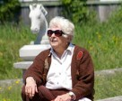 Mary Anne Laframboise received a Lifetime Achievement Award at the 2014 Equine Canada National Awards Gala.