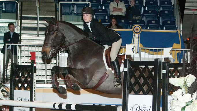 Thumbnail for Nicole Walker: Empathy and Equitation Excellence