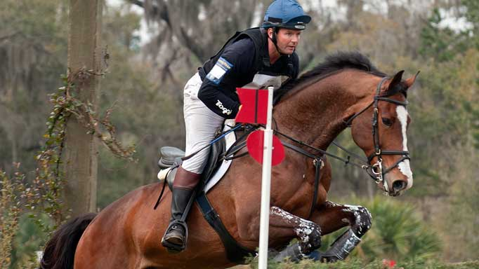 Thumbnail for Fredericks to Lead Canadian Eventers