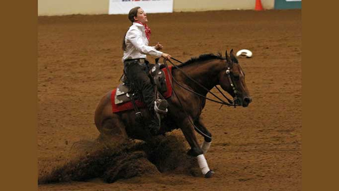 Thumbnail for The Ins & Outs of Reining with Nancy Pratch