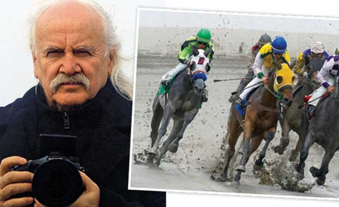 Thumbnail for Faces at the Races: Allan De La Plante