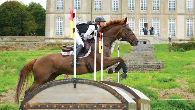 Thumbnail for Sandra Auffarth: Germany's Golden Girl of Eventing