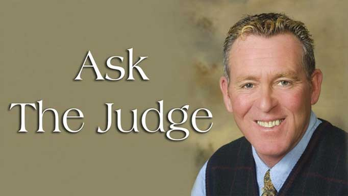 Thumbnail for Ask the Judge: refusals, cell phones, thank yous and more