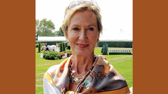 Thumbnail for Q&A With USEF president Chrystine Tauber