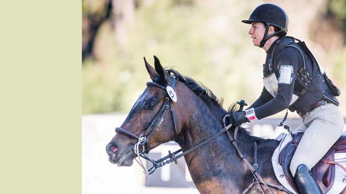 Thumbnail for Cross-Country in a Hackamore with Cristina Barbour