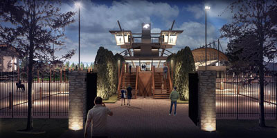 The Tops International Arena in Valkenswaard, The Netherlands, will hold its first competition in August.