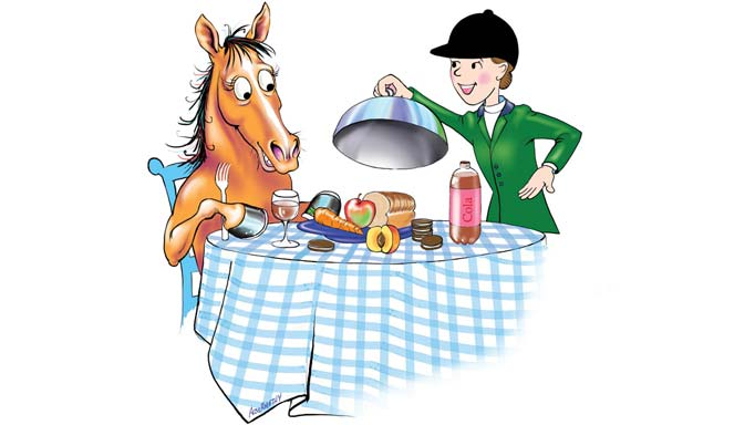 Best Foods For Horses