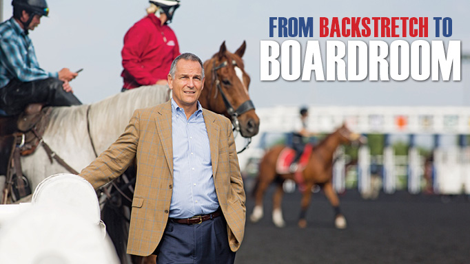 Thumbnail for From the Backstretch to the Boardroom