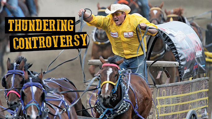 Thumbnail for Thundering Controversy