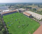 The 12th leg of the Longines Global Champions Tour will take place in the grass arena in Valkenswaard. Photo by Sportfot