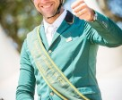 "Marcio Jorge (BRA) and Coronel MCJ, who claimed gold at the Rio 2016 test event - the Aquece Rio International Horse Trials – held at the Deodoro Olympic Equestrian Centre, was among those that gave the test event the ""thumbs up"". Photo by FEI/Raphael Macek"