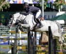 Kent Farrington and Uceko won the $210,000 Tourmaline Oil Cup at the Spruce Meadows Masters. Photo by Spruce Meadows Media Services